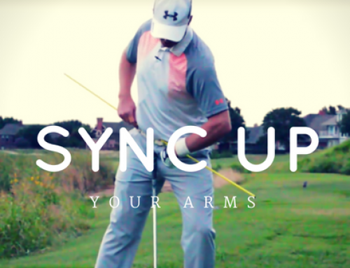 How To Sync Your Arms Up With Your Body