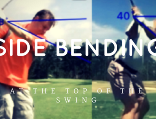 Biomechanics in Action: The Importance of Side-Bending at the Top of the Swing