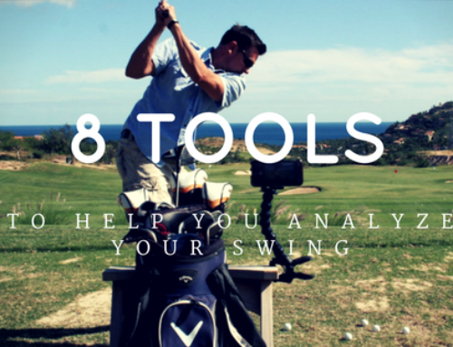 8 Tools To Help You Analyze Your Swing