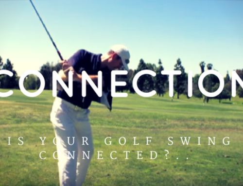 Is Your Golf Swing Connected?