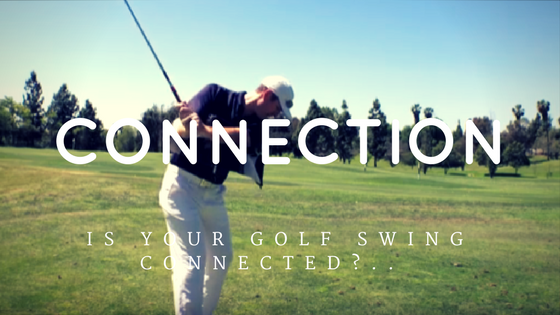 James Parker Golf - Is Your Golf Swing Connected?